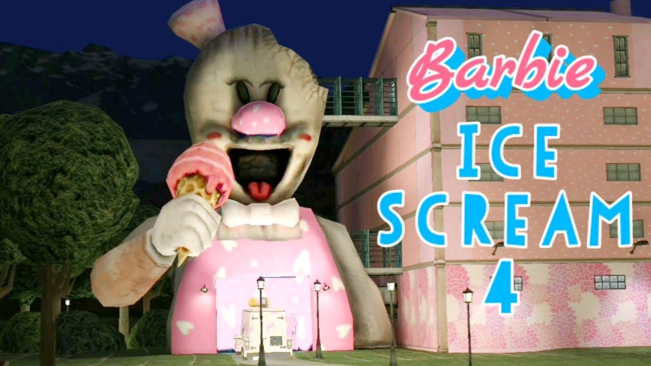 Download Barbie Ice Scream 4 Full Gameplay