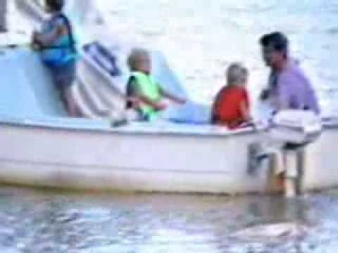 1993 Sailing with Vince