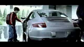 """Porsche 911 - """"business Card"""""""