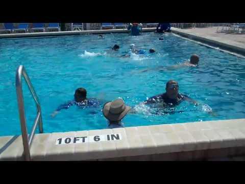 Esther Williams Show Dive  3