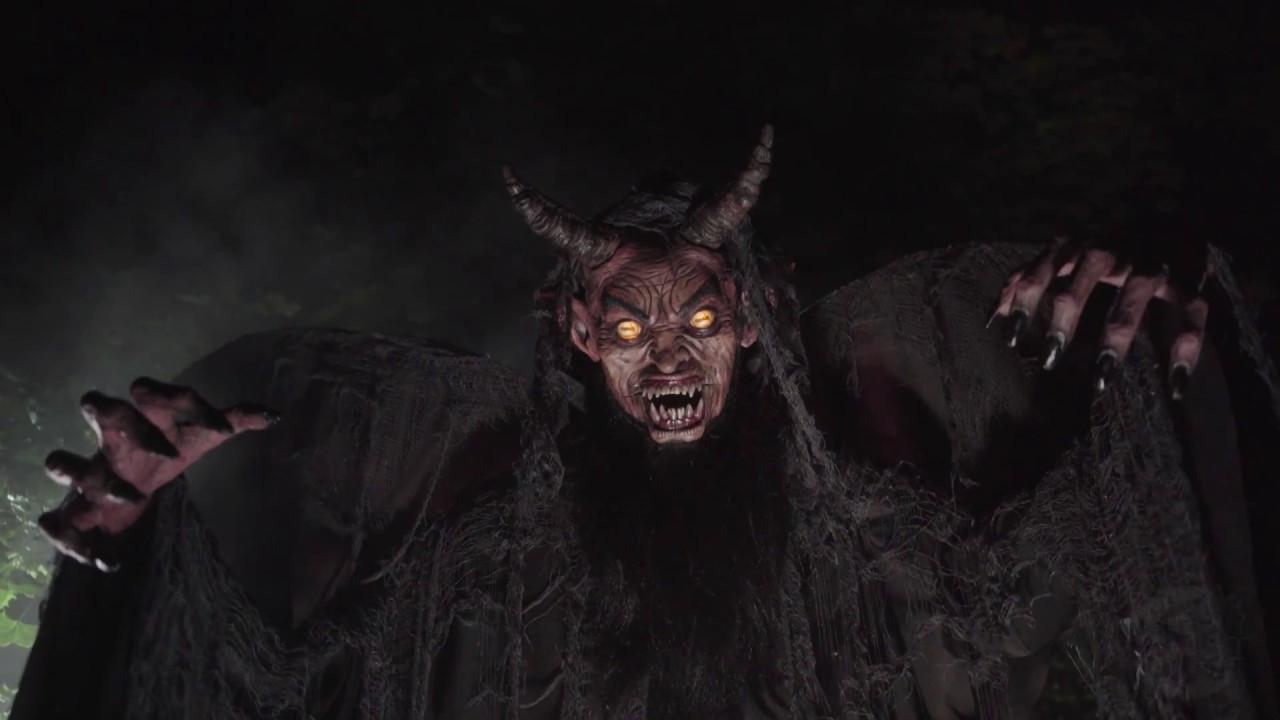 Forest Demon Spirit Halloween