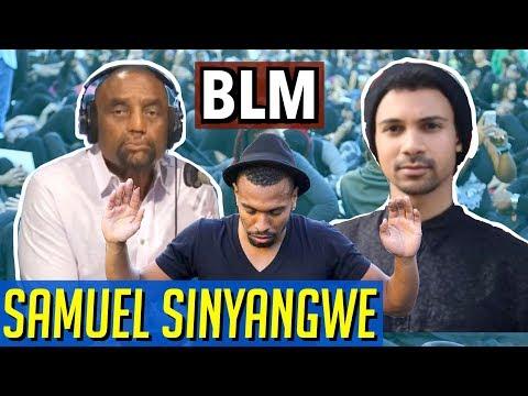 "BLM Activist Denies Black Violence; George Zimmerman ""Guilty Until Proven Innocent"" Samuel Sinyangwe thumbnail"