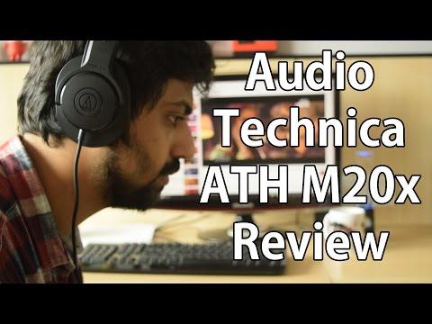 Audio Technica ATH-M20x Review: Best Budget Headphones?