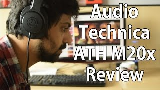 Audio Technica ATH-M20x Review: Best budget headphones?