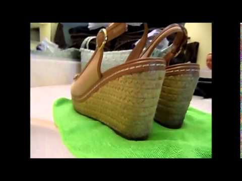 How to Clean Espadrilles