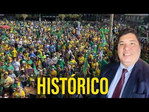 MANIFESTAÇÃO PELO VOTO AUDITÁVEL - COPACABANA