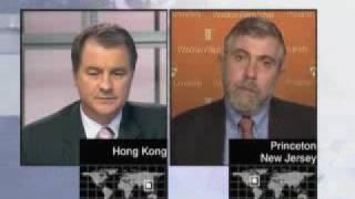 Krugman on global economy