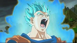 Gohan Ascending Past Goku