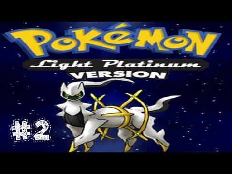 Pokemon Light Platinum W/TTarantox #2 - Central City Bound