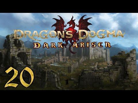 Dragon's Dogma: Dark Arisen PC - 20 - Clearing Salvation, Chasing Elysion, Murdering for Mason