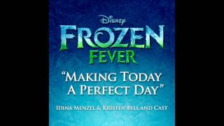 Frozen Fever - Making Today a Perfect Day - Instrumental