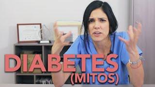 Los 5 MITOS de la Diabetes | Dra. Jackie - Salud en Corto