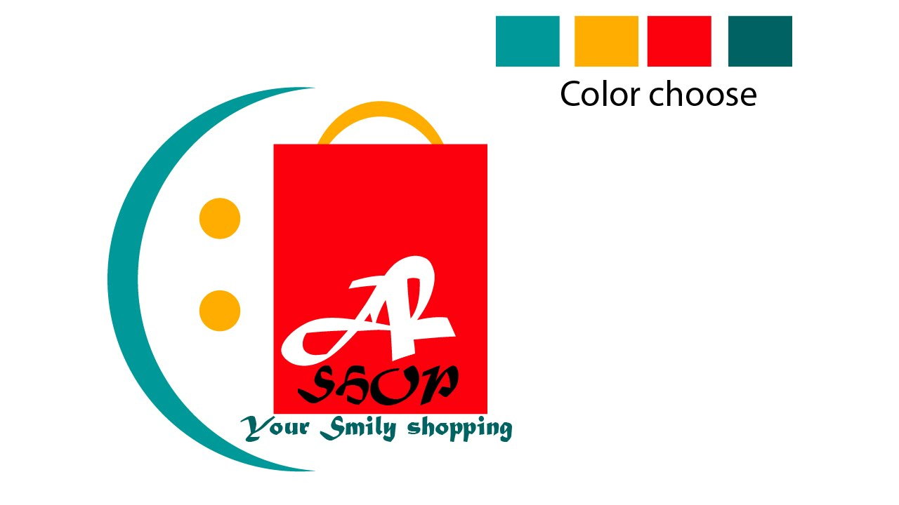 How to design an effective online shopping logo design for Design online shop