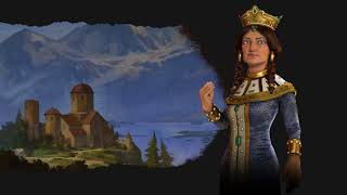 Georgia Theme - Industrial (Civilization 6 OST) | Shen Khar Venakhi; Tsaiqvanes Tamar Kali