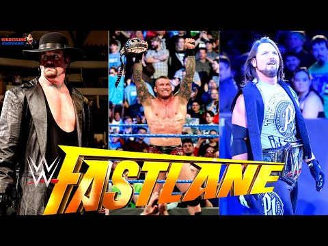 Why UNDERTAKER didn't came at FASTLANE   NEW US CHAMP CROWNED   FASTLANE 2018 Highlights & Results 