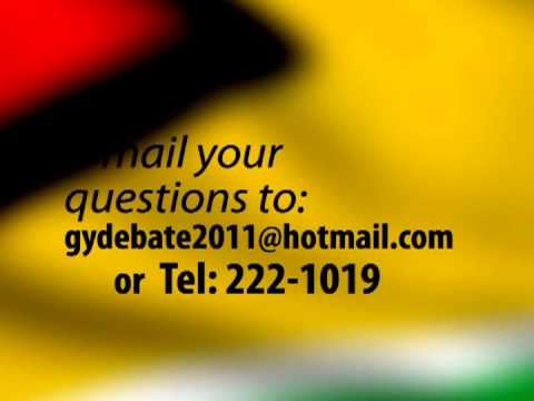 Guyana Presidential Forum 2011