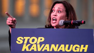 Harris Hypocrisy? Reporter Asks About Vice President Harris' Silence On Cuomo Accusers