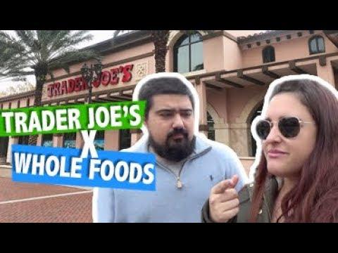 TRADER JOE'S | O MERCADO concorrente do WHOLE FOODS🥗🥒🌽