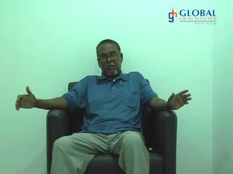 Mr. Ahmed Waberi from Djibouti underwent PTCA at Global Health City, Chennai, INDIA