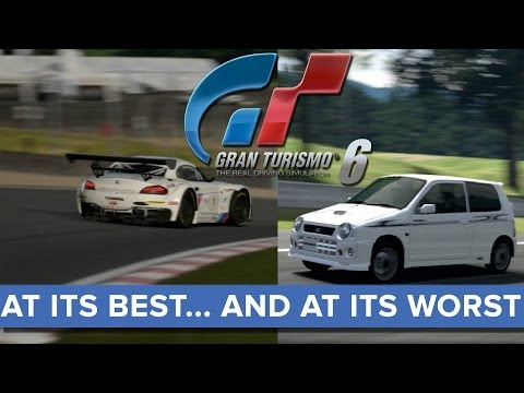 Gran Turismo 6 - At Its Best... And At Its Worst - Eurogamer