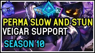 Support Veigar in Season 10 = Perma CC!