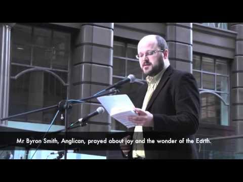 RESPECT EARTH: A multifaith prayer vigil