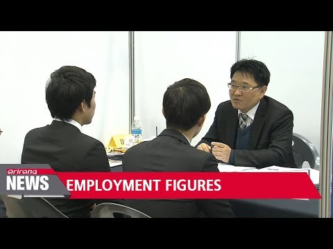 Employment figures for October released