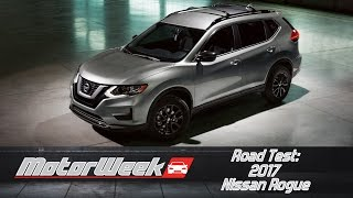 Road Test: 2017 Nissan Rogue - A New Hope (for Crossovers)?