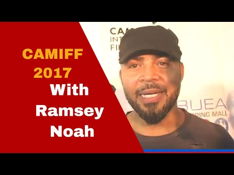 Red Carpet of CAMIFF in Buea Cameroon