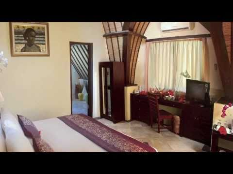 Hotel Vila Ombak - Lombok - Indonesia - Hotel Video 2010