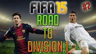 FIFA 15 | ROAD TO DIVISION 1 | OSA 2 | PARI MUTKAA MATKASSA...