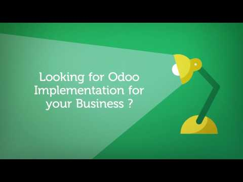 Odoo Implementation - Hashcode Solutions