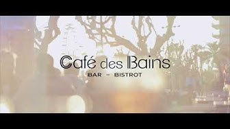 Café des bains - Saint-Raphaël