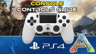 Ark PS4 Controls | Ark Survival Evolved