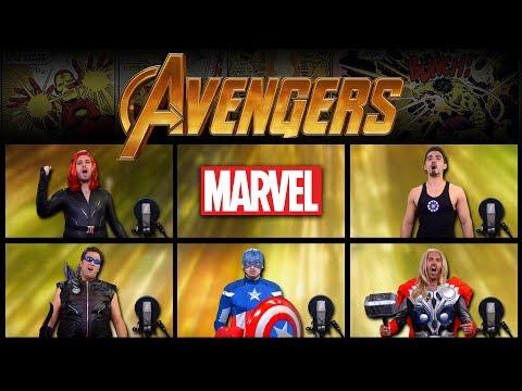 Avengers Acapella Marvel