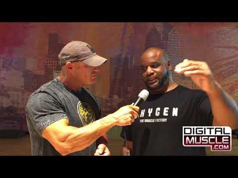 Bodybuilding Legend Chris Cormier on Muscle Beach TV