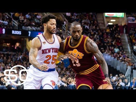 Derrick Rose In Serious Talks With Cavaliers   SportsCenter   ESPN