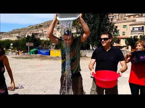 Ice Bucket Challenge - ELA - Gambairots - Guimerà