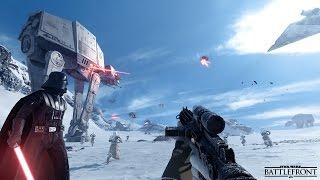 Мэддисон играет в  Star Wars: Battlefront [Перманентное отступление]