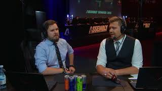 Assembly Summer 2018 Casual Overwatch Final - MonkaGANG vs.