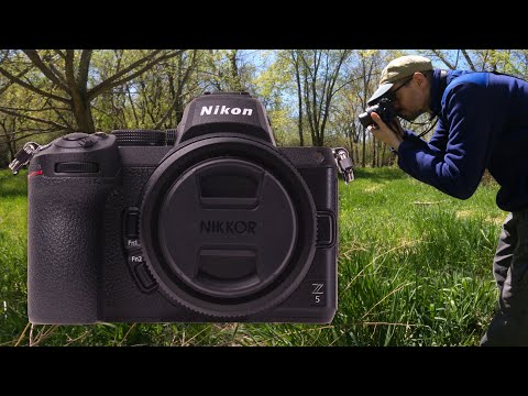 Best Value Photographer's FF Mirrorless Camera   Nikon Z5 Initial Thoughts