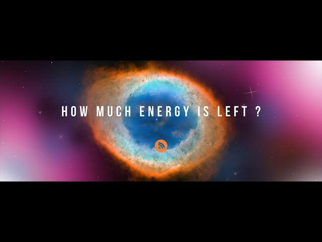 How much energy is left?