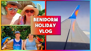 BENIDORM, OUR FIRST HOLIDAY ABROAD!!!   BENIDORM 2018 HOLIDAY VLOG..!