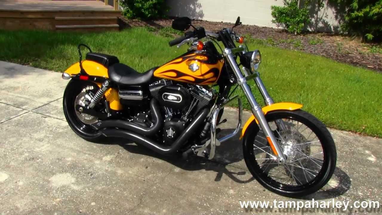 Harley Davidson Dyna Wide Glide For Sale