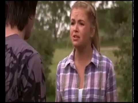 HEARTLAND Mallory and Badger summer love - YouTube
