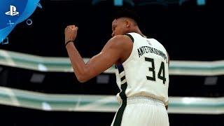NBA 2K19 - MyTEAM: Giannis Antetokounmpo 20th Anniversary Packs | PS4