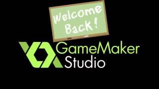 Game Maker Studio - Продвинутый платформер - Урок #0 - Возвращение