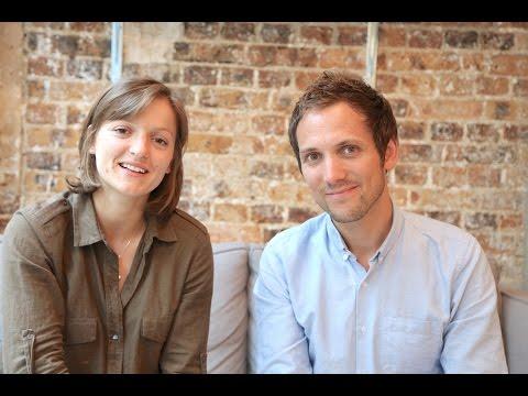 Découvrez SAUVER LE MONDE DES HOMMES avec Alexandra et Pierre, Co-Fondateurs
