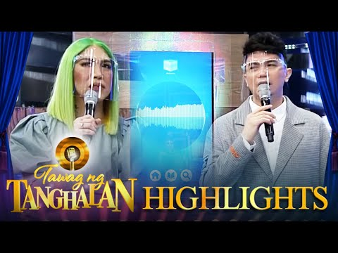 Vice and Vhong get irritated by MusikaHonorable | Tawag ng Tanghalan