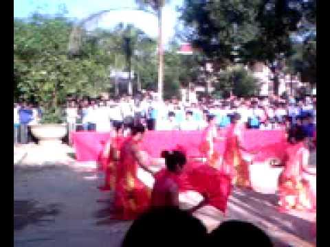 múa D1 Triệu Sơn 3